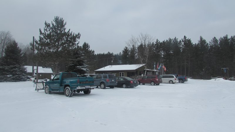 Forbush Corners Ski Trails, 1 January 2016
