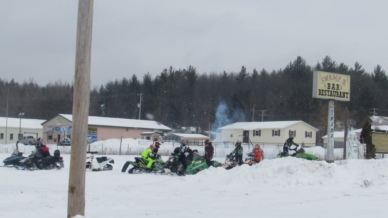 Brown County Snowmobile Trails